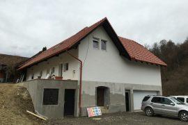 Sanacija hiše v Gresovščaku
