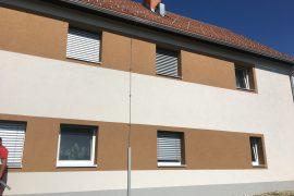 Energetska sanacije večstanovanjske stavbe v Logarovcih