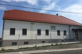 Obnova samostana v Turnišču