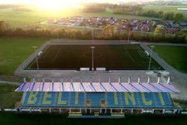 Nogometno igrišče v Beltincih