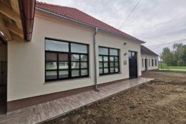 Obnova vaško-gasilskega doma v Genterovcih