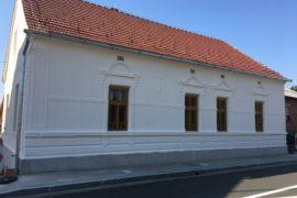 Obnova Polanščekove domačije v Turnišču